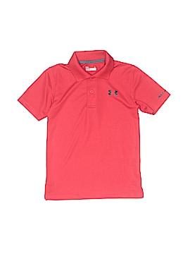 Under Armour Short Sleeve Polo Size 6