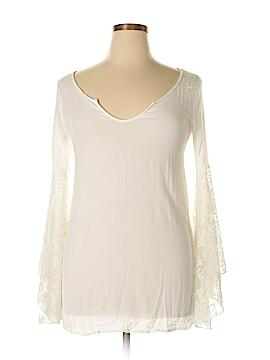 Millibon Long Sleeve Blouse Size M