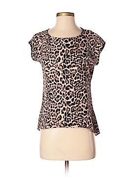 Heart Soul Short Sleeve Blouse Size XS