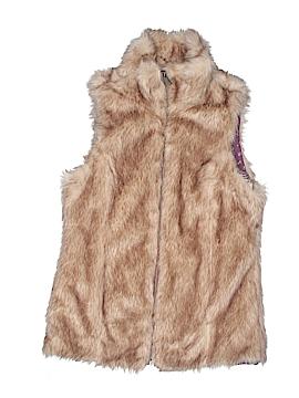 Zara Faux Fur Vest Size X-Large (Youth)