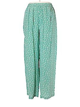 Saks Fifth Avenue Silk Pants Size 1X (Plus)
