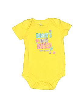 Children's Apparel Network Short Sleeve Onesie Size 3-6 mo