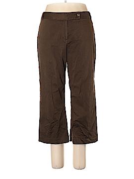Ann Taylor Factory Khakis Size 18 (Plus)