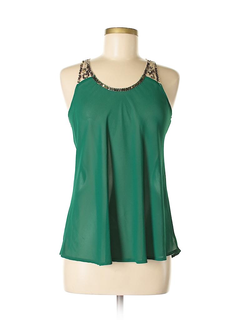 Petticoat Alley Women Sleeveless Blouse Size XS