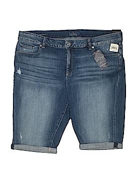 Lucky Brand Denim Shorts Size 22W (Plus)