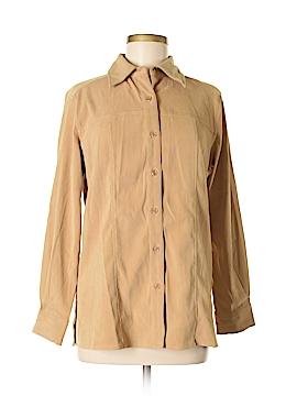 Denim & Co Long Sleeve Blouse Size XS