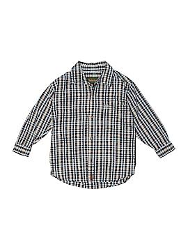 Timberland Long Sleeve Button-Down Shirt Size 5