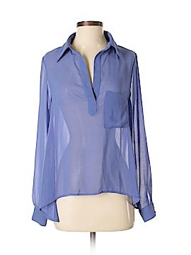 Fun2Fun Long Sleeve Blouse Size S