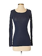 Mossimo Supply Co. Women Long Sleeve T-Shirt Size XS