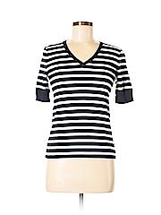 Jones New York Women Short Sleeve T-Shirt Size S