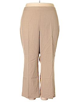 Catherines Dress Pants Size 2XW Petite (Plus)