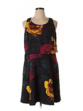 RACHEL Rachel Roy Casual Dress Size 16w x 16