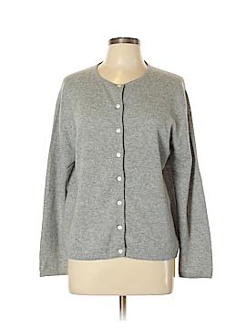 KIRKLAND Signature Cashmere Cardigan Size L