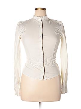 Emporio Armani Long Sleeve Button-Down Shirt Size 12