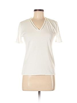 Massimo Dutti Short Sleeve Top Size XS