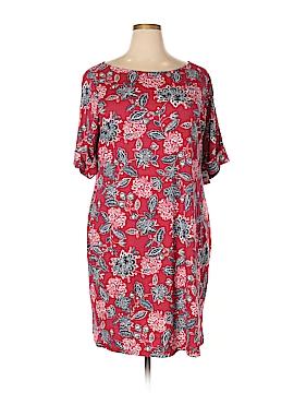 New York & Company Casual Dress Size 2X (Plus)