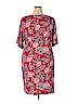 New York & Company Women Casual Dress Size 2X (Plus)