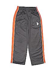 U.S. Polo Assn. Boys Track Pants Size 4T