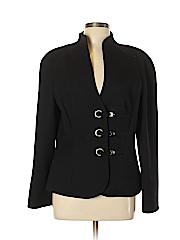Escada Women Wool Blazer Size 44 (EU)