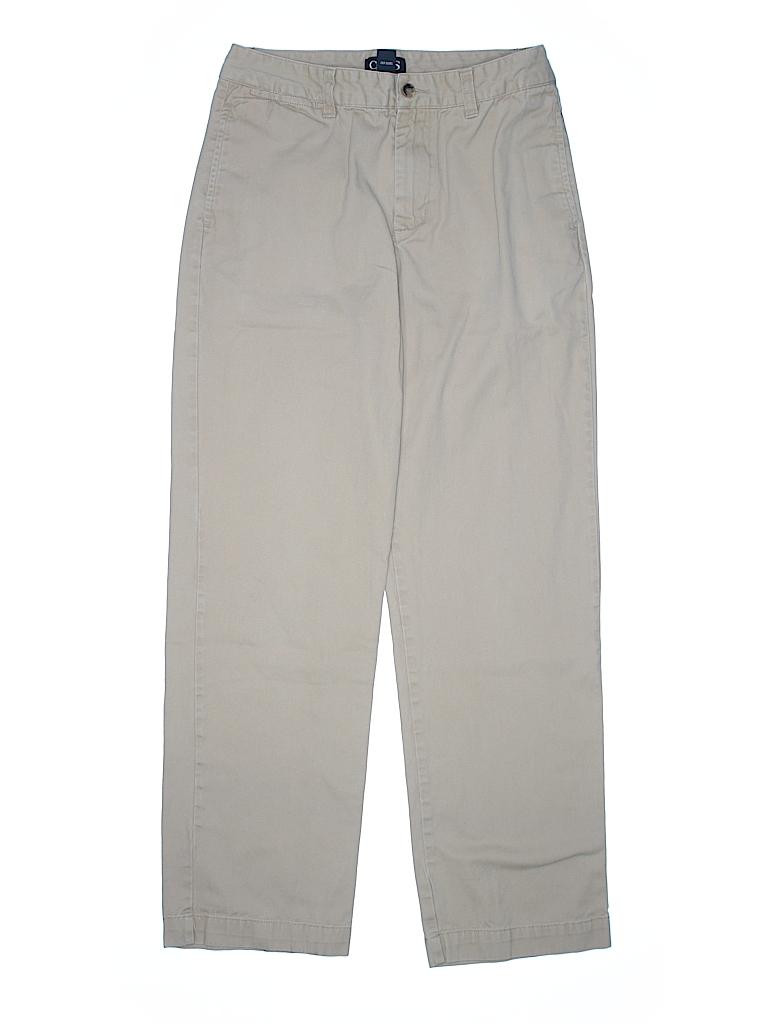 Chaps Boys Khakis Size 16