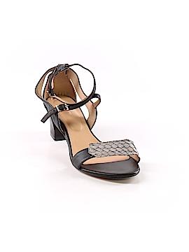 All Black Heels Size 40 (EU)