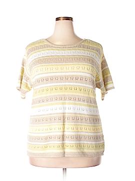 Elisabeth by Liz Claiborne Pullover Sweater Size 1X (Plus)