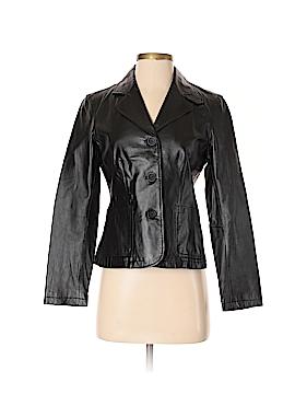 Chadwicks Leather Jacket Size 2 (Petite)