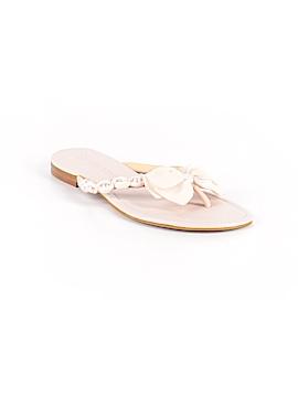 Vera Wang Flip Flops Size 6 1/2