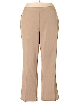 Catherines Dress Pants Size 2X (Plus)