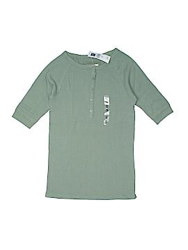 Gap Short Sleeve Henley Size X-Large kids (12)