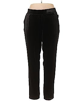 Catherines Velour Pants Size 1X (Plus)