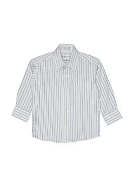 Van Heusen Long Sleeve Button-Down Shirt Size 4T