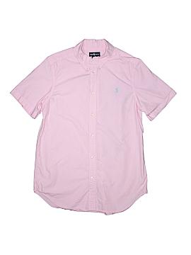 Ralph Lauren Short Sleeve Button-Down Shirt Size 18 - 20