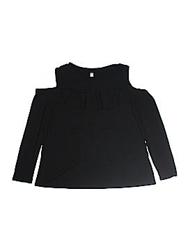 Xhilaration Long Sleeve Top Size 14 / 16