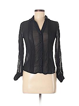 Margo & Sebastian Long Sleeve Blouse Size XS