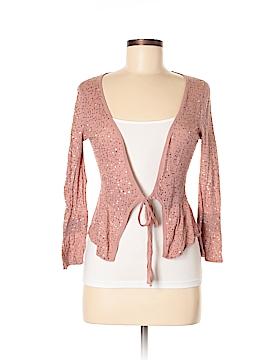 Arden B. Silk Cardigan Size M