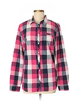 Tommy Hilfiger Long Sleeve Button-Down Shirt Size XL