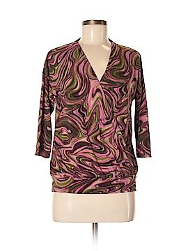 AK Anne Klein 3/4 Sleeve Top Size S (Petite)