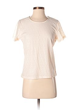 Anne Klein Short Sleeve Top Size 6 (Petite)