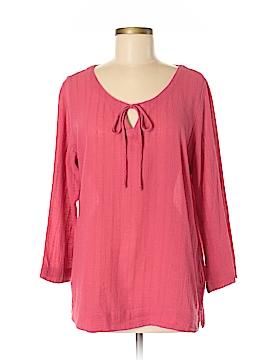 Royal Robbins 3/4 Sleeve Top Size L