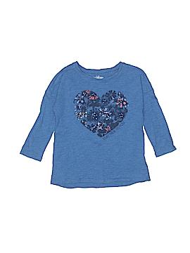 OshKosh B'gosh 3/4 Sleeve T-Shirt Size 6