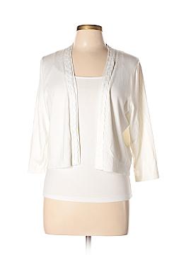 Calvin Klein Cardigan Size 0X (Plus)