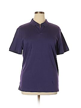 Kenneth Cole New York Short Sleeve Polo Size XL
