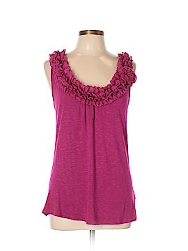 Olivia Moon Sleeveless Top Size XL