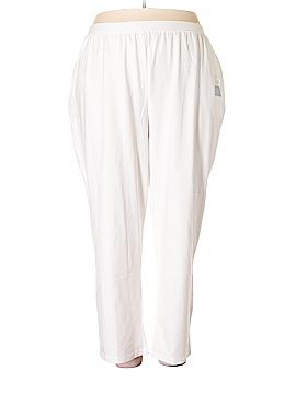 Catherines Sweatpants Size 2X (Plus)