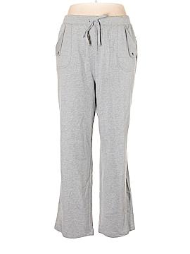 Karen Scott Sweatpants Size 3X (Plus)