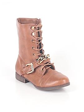 Glaze Boots Size 5 1/2
