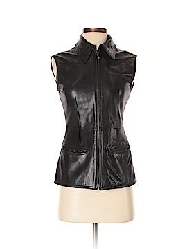 Bebe Leather Jacket Size 2