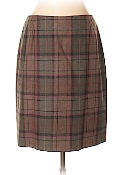 Casual Corner Wool Skirt Size 12