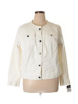Lauren by Ralph Lauren Denim Jacket Size 2X (Plus)